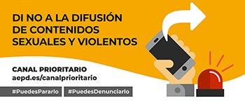 Agencia Española de Protección de Datos | Puedes Pararlo